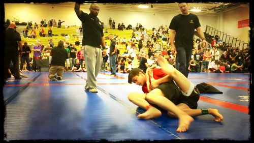 Permalink to:Junior Grappling Competition Team | Kids BJJ Tournament Training