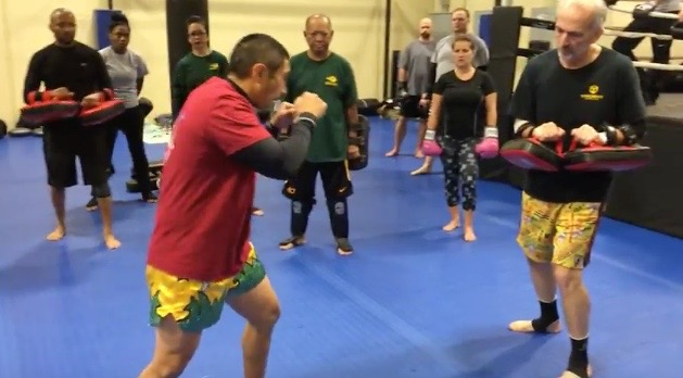 Permalink to:How to Hop into your Kick | Muay Thai Techniques