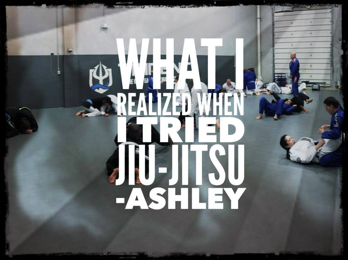 What I realized when I finally tried Jiu-jitsu.
