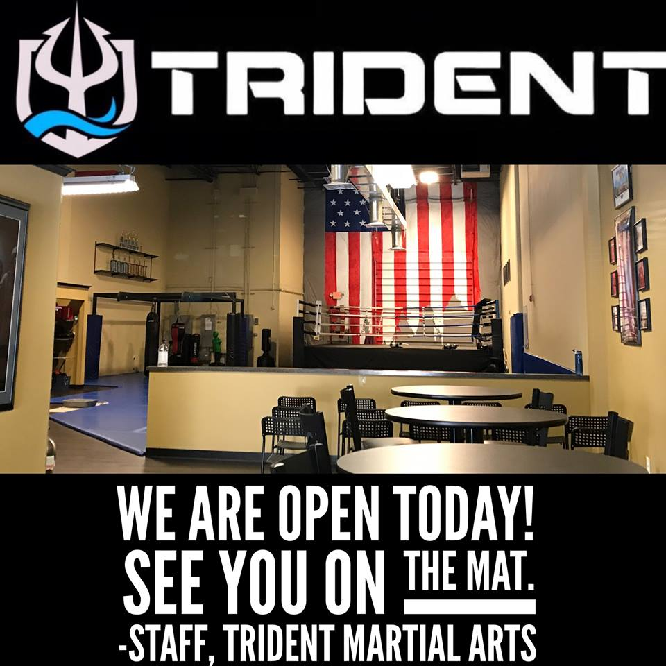 trident martial arts schedule