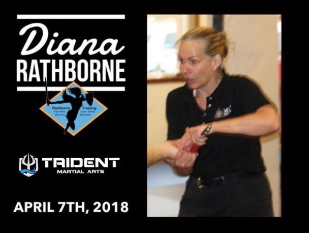 Diana Rathborne Women's Self Defense and Weapons Training
