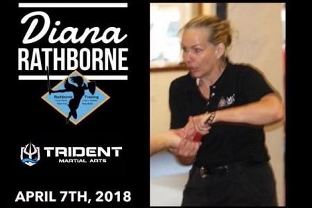 Diana Rathborne Women's Self Defense & Weapons